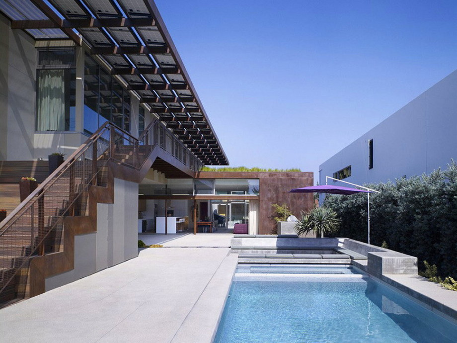 The house for family with children in Los Angeles 5