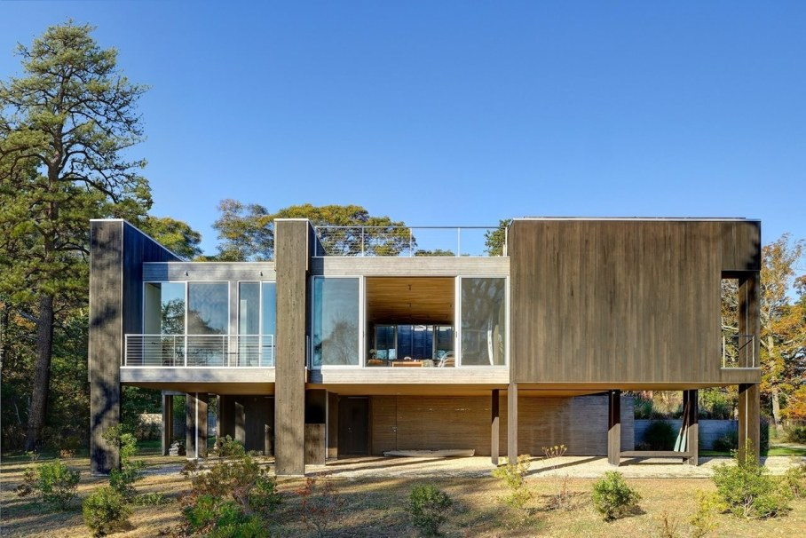 The house in East-Hemptone from Bates Masi Architects - Exterior 3