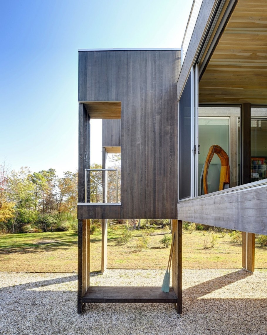 The house in East-Hemptone from Bates Masi Architects - Exterior