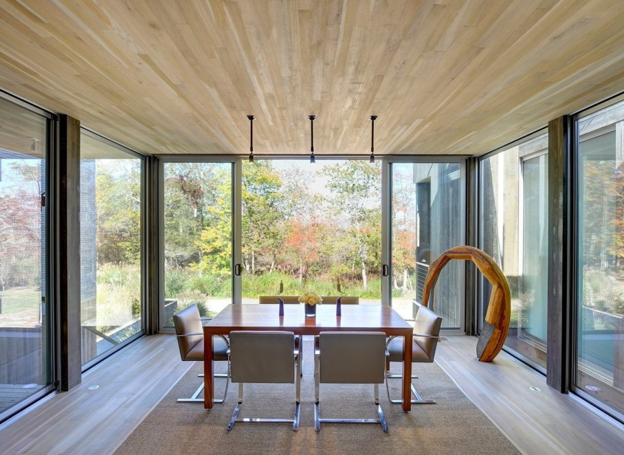 The house in East-Hemptone from Bates Masi Architects - Interior design ideas