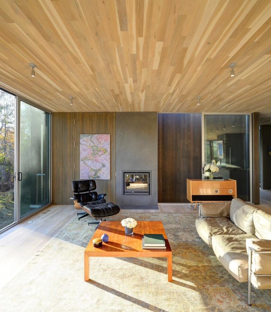 The house in East-Hemptone from Bates Masi Architects - Place to relax