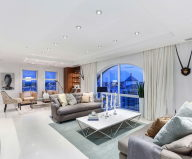 The luxury penthouse Elysium in Grace Tower, Vancouver, Canada