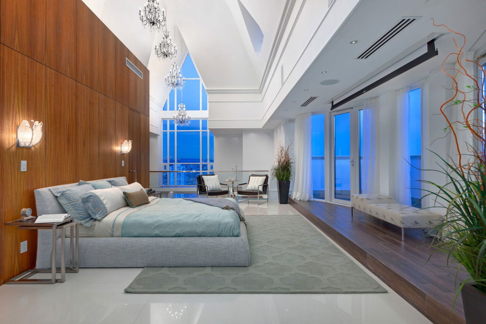 The luxury penthouse Elysium in Grace Tower, Vancouver, Canada 10