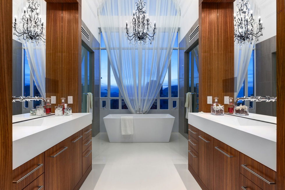 The luxury penthouse Elysium in Grace Tower, Vancouver, Canada 13