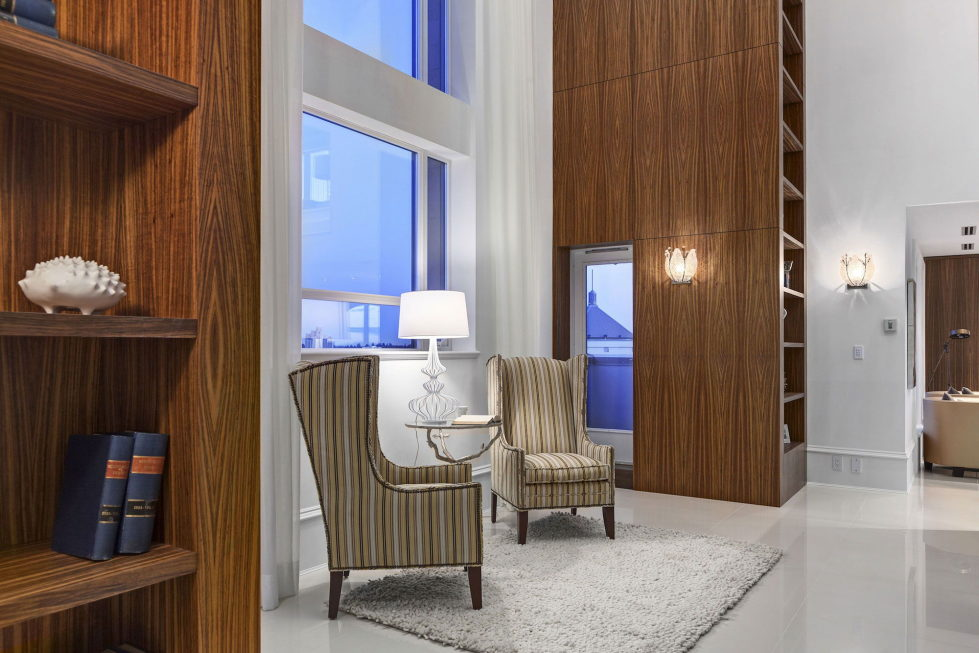 The luxury penthouse Elysium in Grace Tower, Vancouver, Canada 2