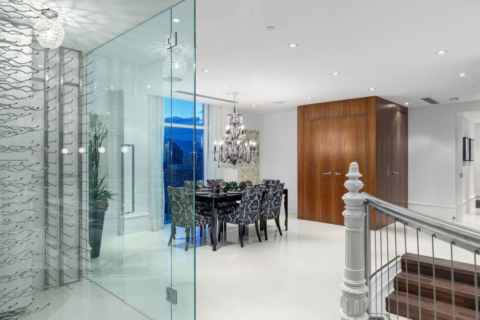 The luxury penthouse Elysium in Grace Tower, Vancouver, Canada 7
