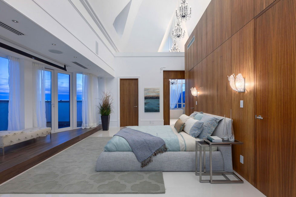 The luxury penthouse Elysium in Grace Tower, Vancouver, Canada 8