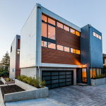 The mansion by Chris Pardo Design in the elite Seatlle area