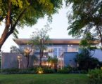 The mansion in Thailand from the Department of Architecture