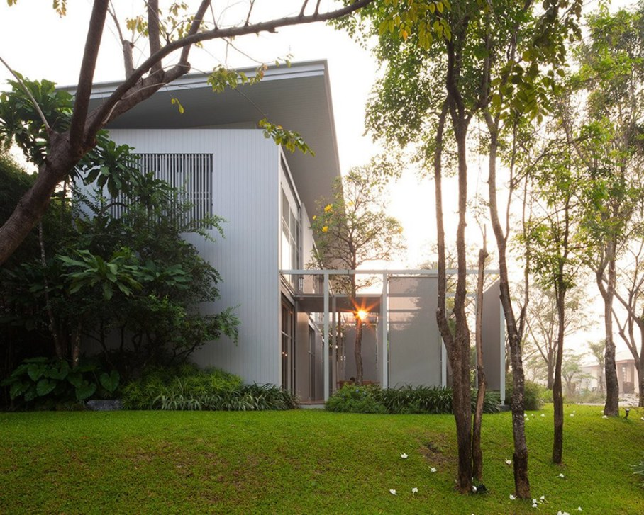 The mansion in Thailand from the Department of Architecture 3