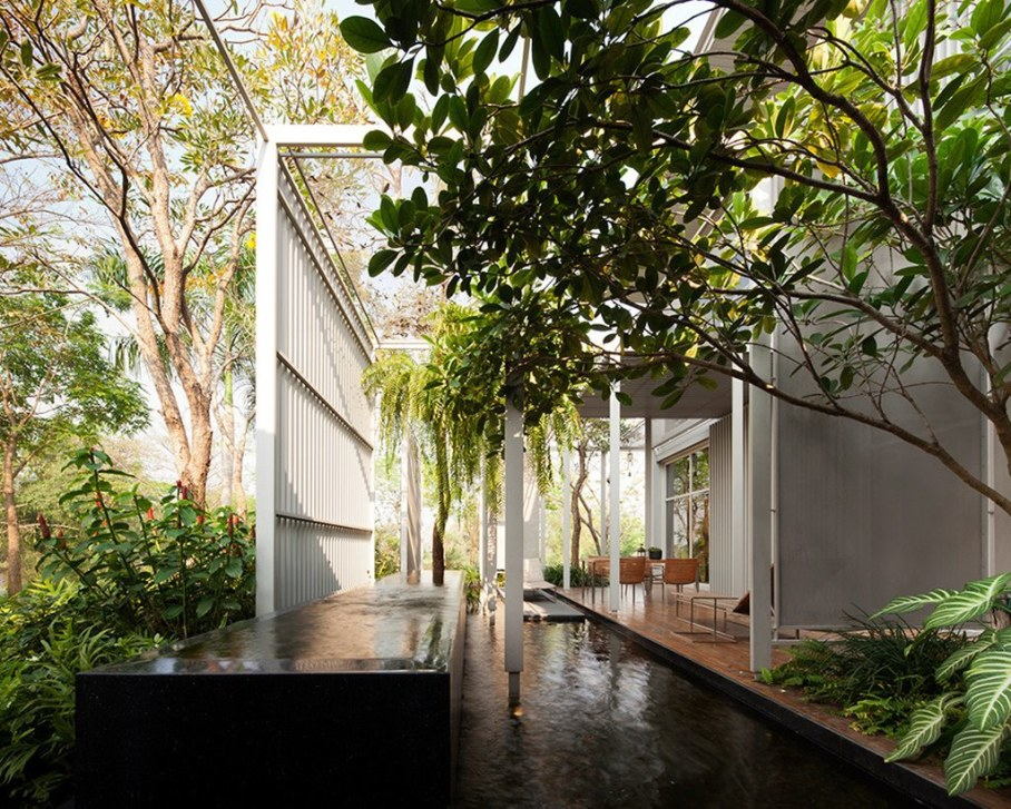 The mansion in Thailand from the Department of Architecture 6