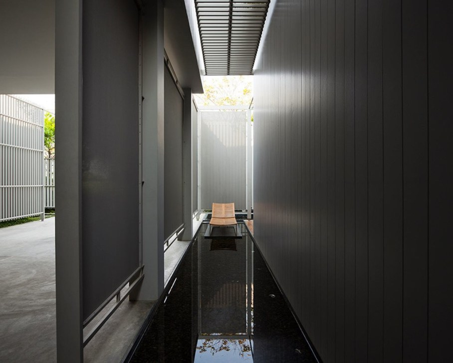 The mansion in Thailand from the Department of Architecture 7
