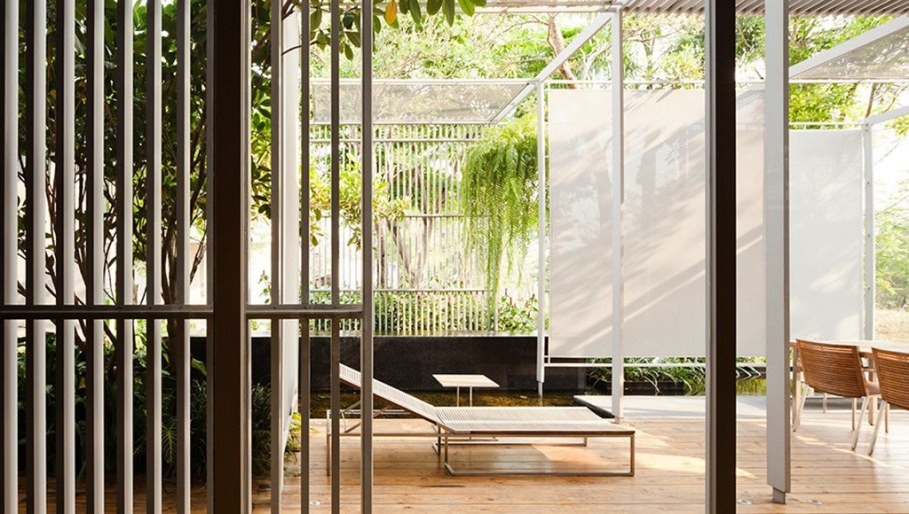 The mansion in Thailand from the Department of Architecture 8