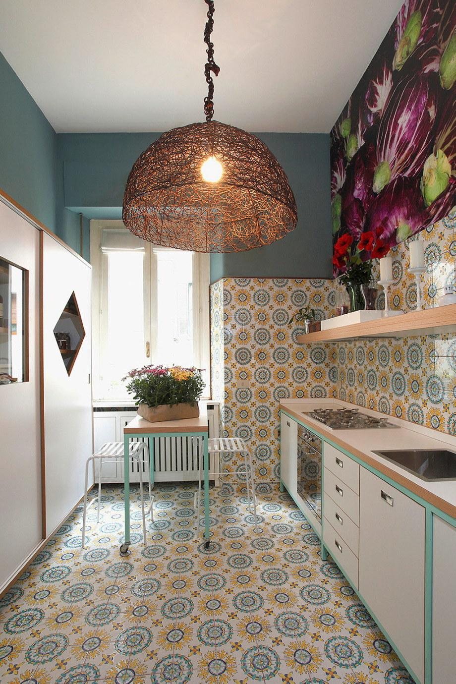 The modern apartment in Milan 3