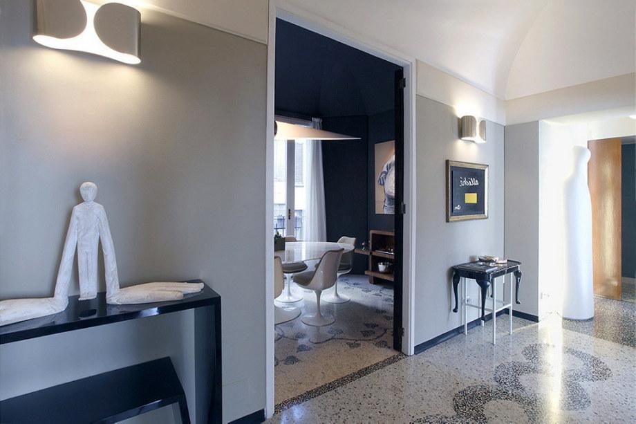The modern apartment in Milan 5