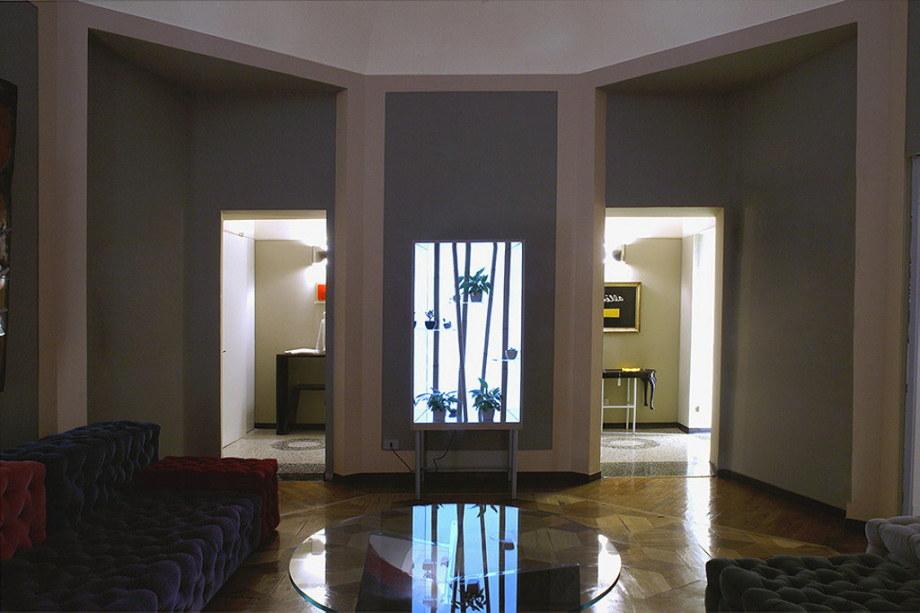 The modern apartment in Milan 7