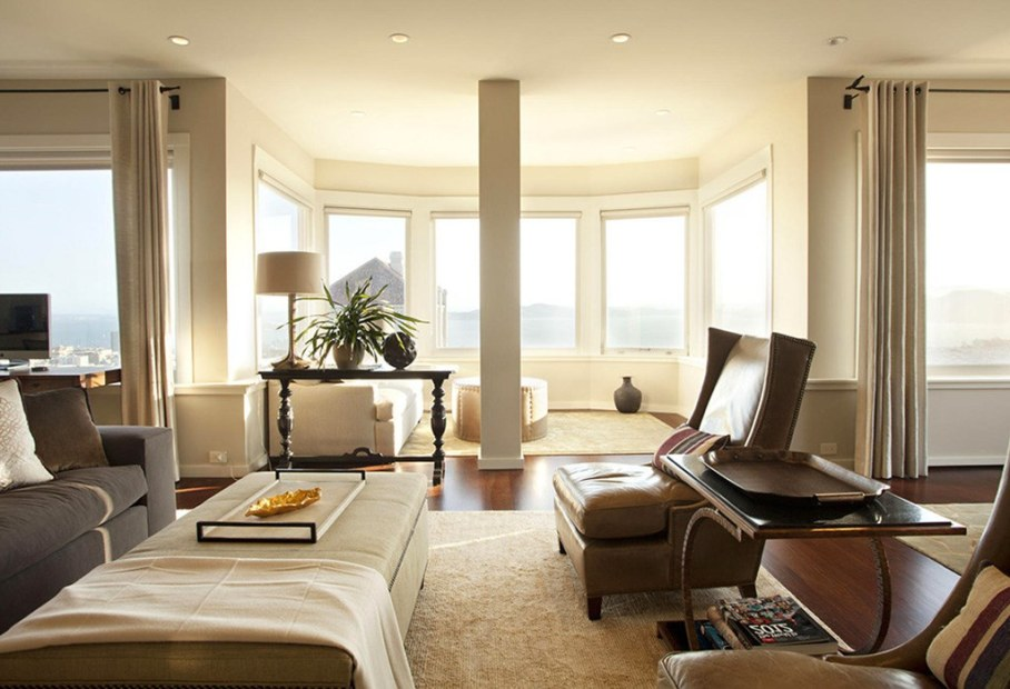 The penthouse with roof terrace in San Francisco 4