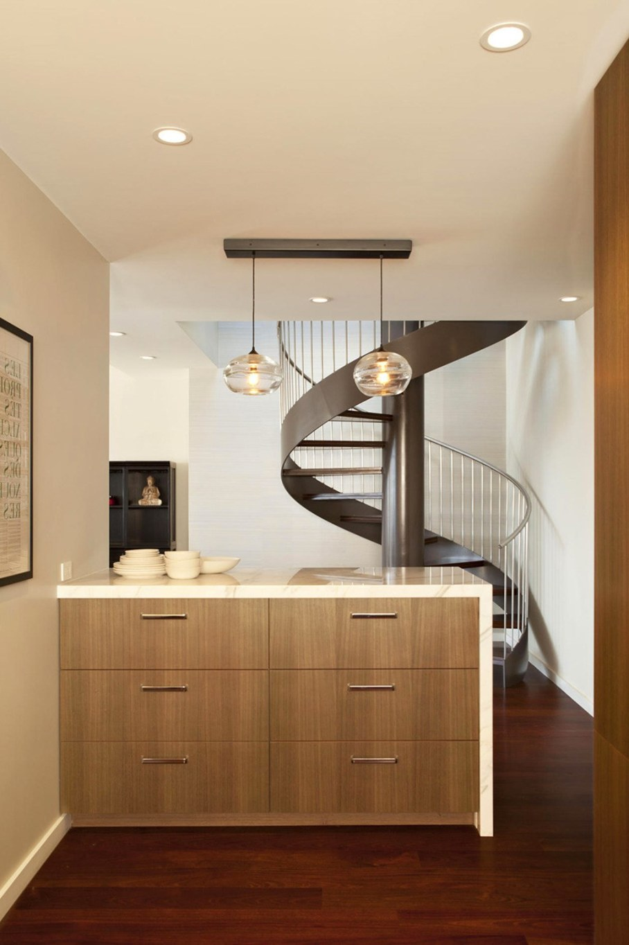 The penthouse with roof terrace in San Francisco 7