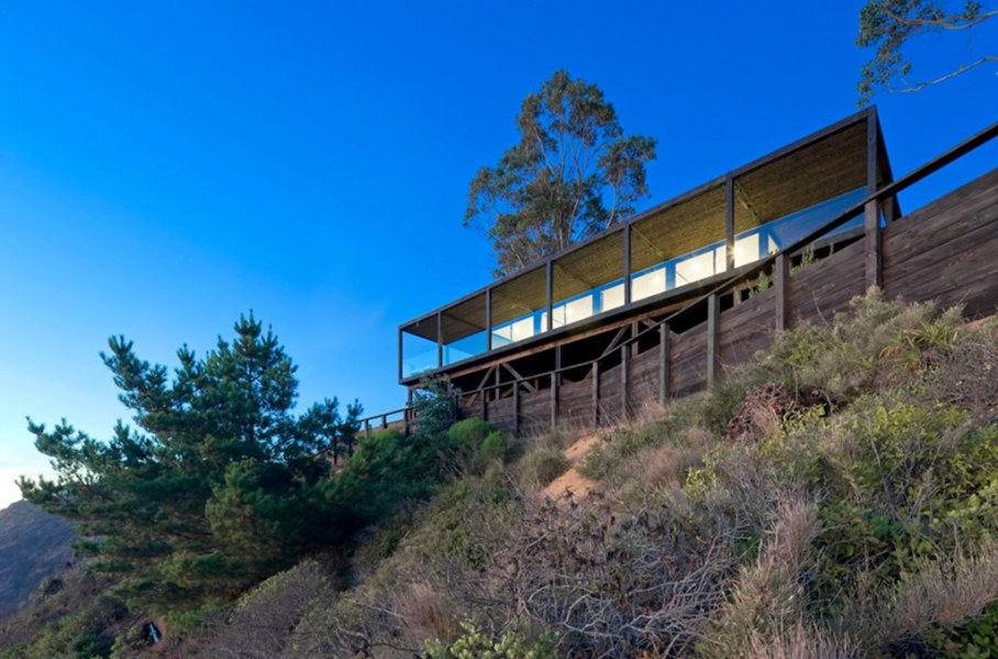 The residence on the rocky coast in Chile - Exterior 6