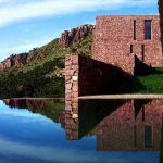 The stone villa in Valencia by Ramon Esteve Estudio