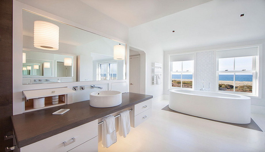 The tradition and modern style in the project Squam 22