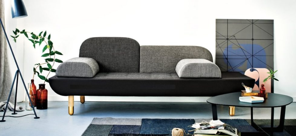Toward Sofa by the Danish designer Anne Boysen