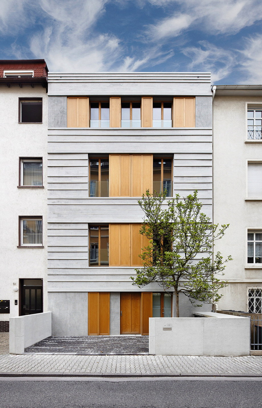 Townhouse Punktchen in Frankfurt 1