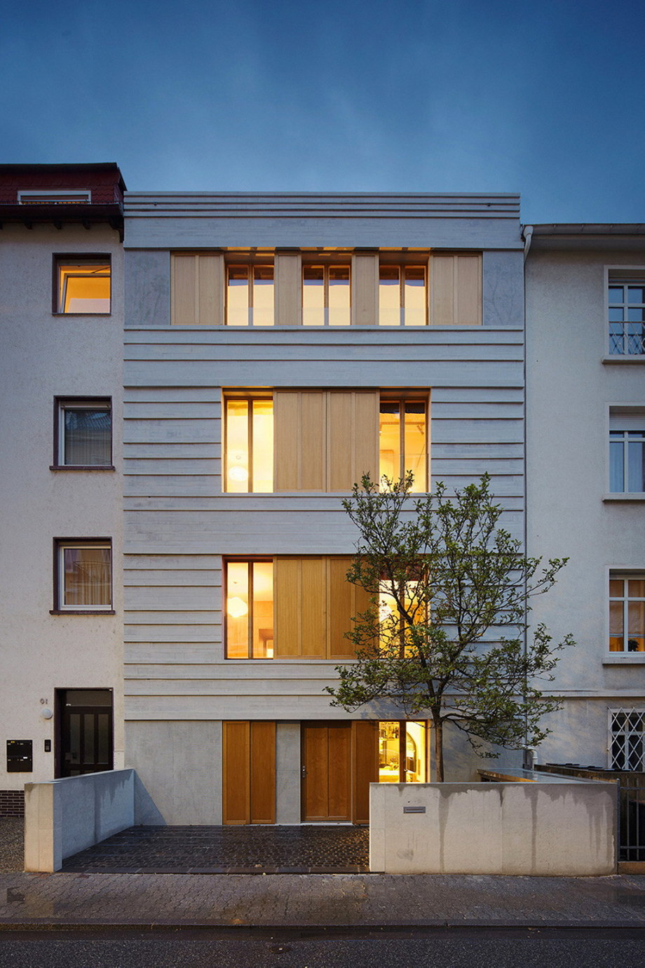 Townhouse Punktchen in Frankfurt 25