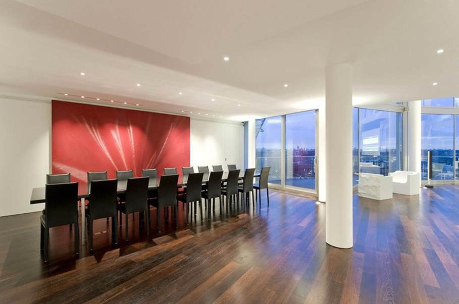 Two-Storey Penthouse Overlooking The Thames, London 5