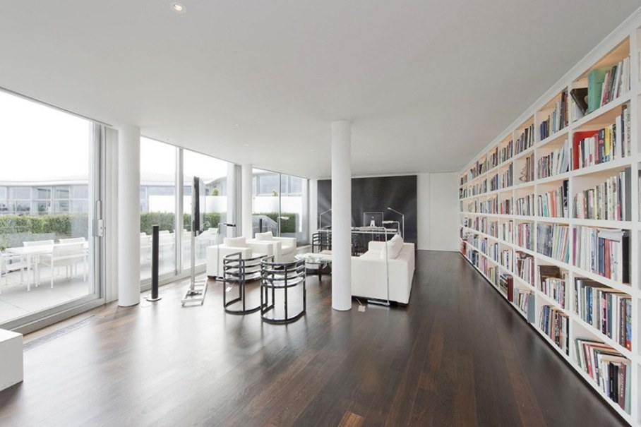 Two-Storey Penthouse Overlooking The Thames, London 7