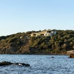 Two villas on the Aegean coast
