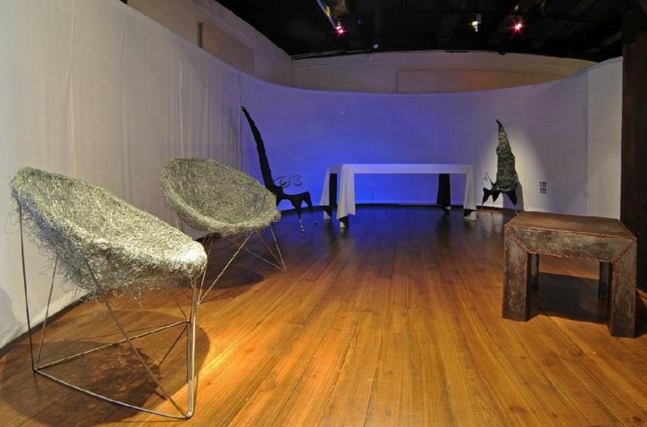 Unique handmade furniture by the designer Pawel Grunert 1
