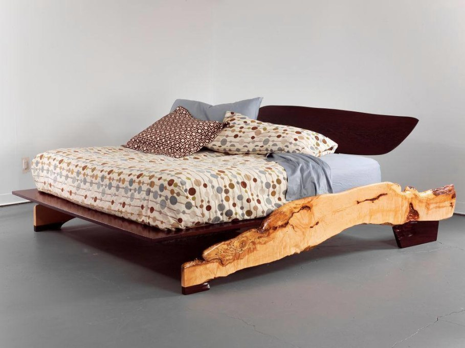 Unique line of modern eco-friendly furniture - Bed