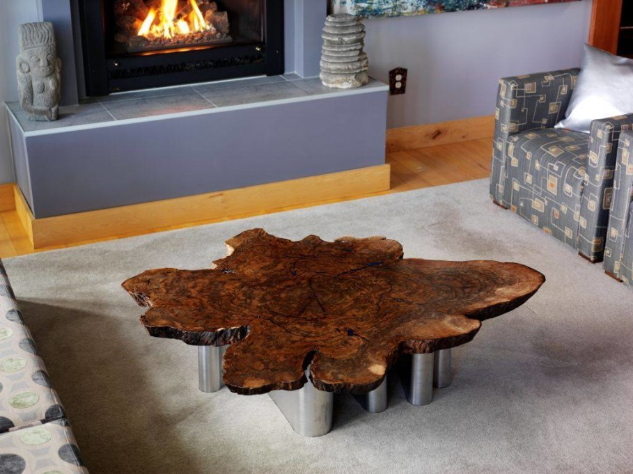 Unique line of modern eco-friendly furniture - Table