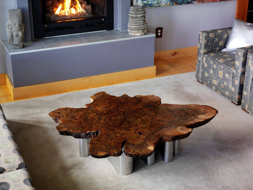 Unique line of modern eco friendly furniture