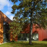 Unusual Curved Fagerstrom House In Sweden