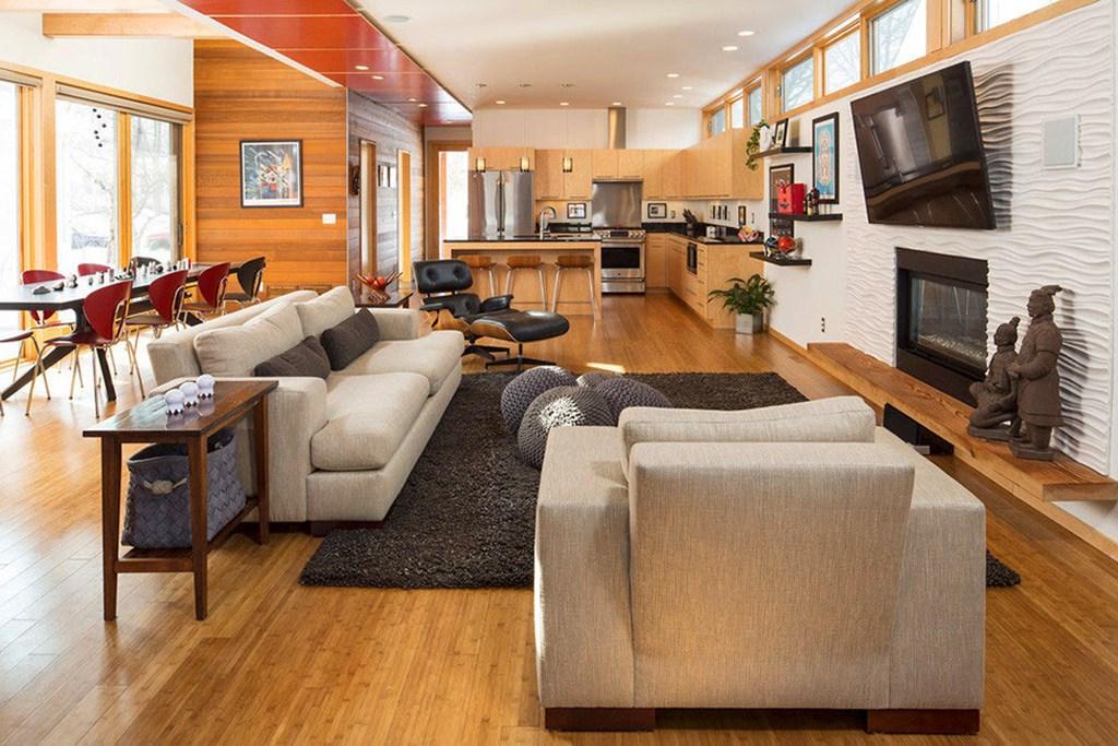 Architekt Wohnzimmer
