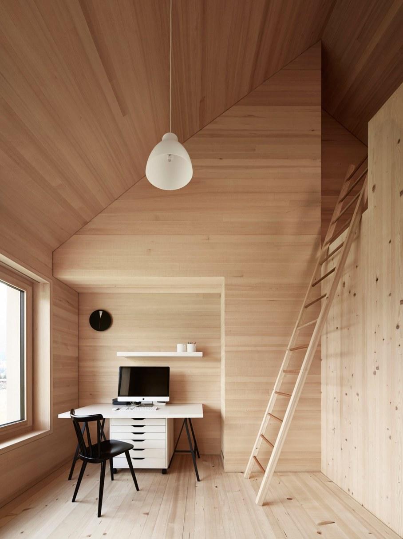 Wooden house by Innauer-Matt Architekten in Austria 10
