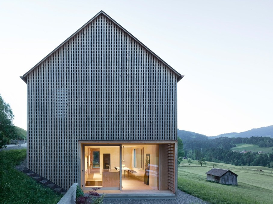 Wooden house by Innauer-Matt Architekten in Austria 14