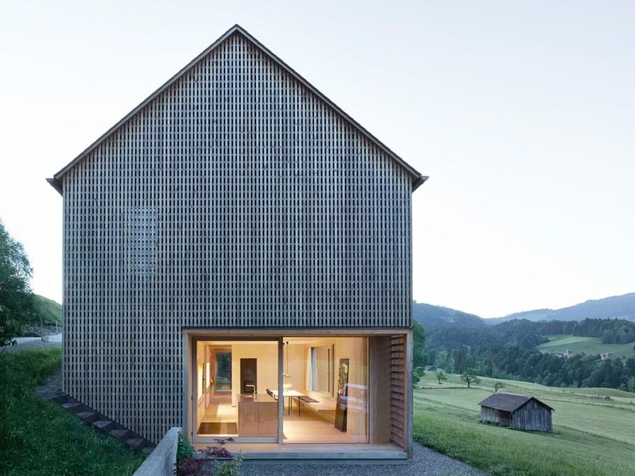 Wooden house by Innauer-Matt Architekten in Austria 14