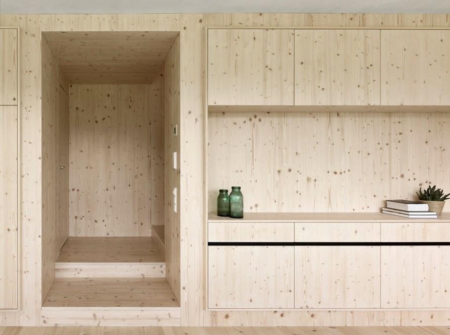 Wooden house by Innauer-Matt Architekten in Austria 7