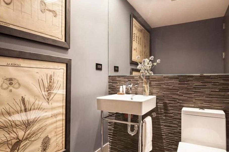 luxury apartments in New York bathroom 5