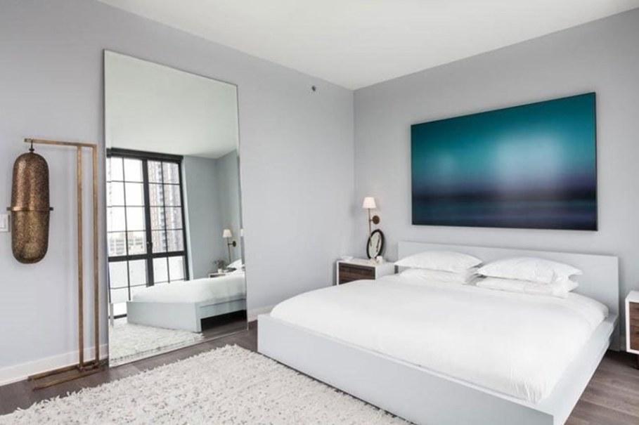 luxury apartments in new york bedroom 1