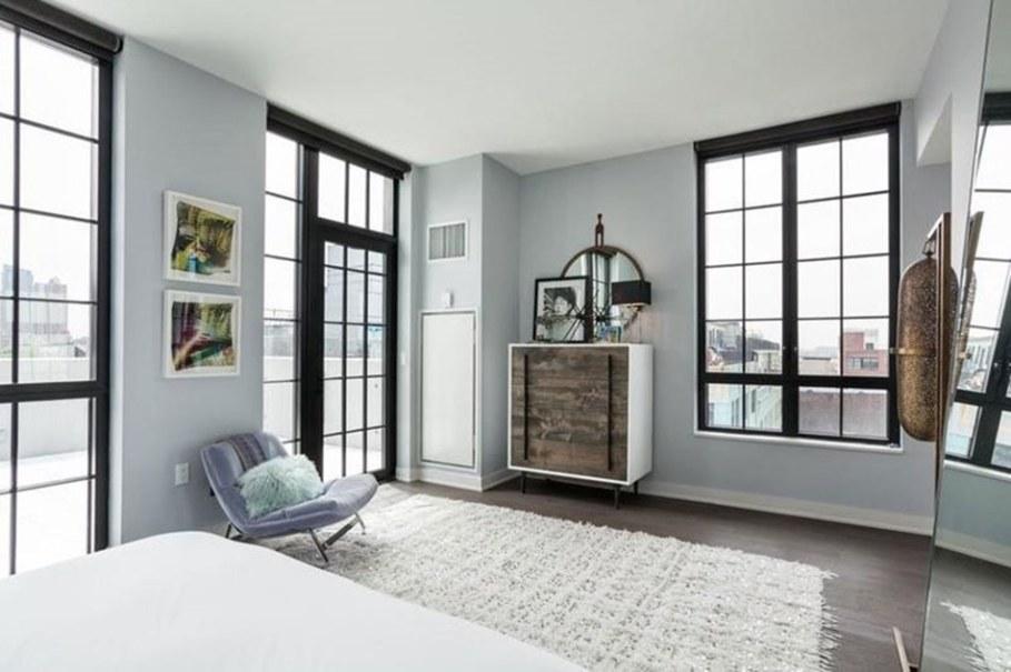 luxury apartments in New York bedroom 2