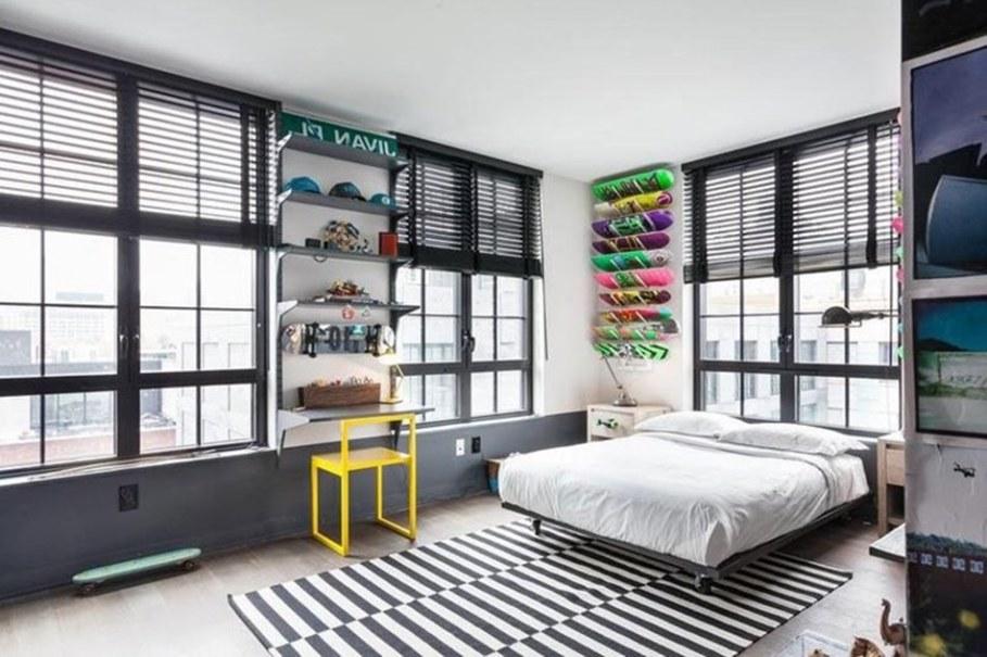 luxury apartments in New York bedroom 4