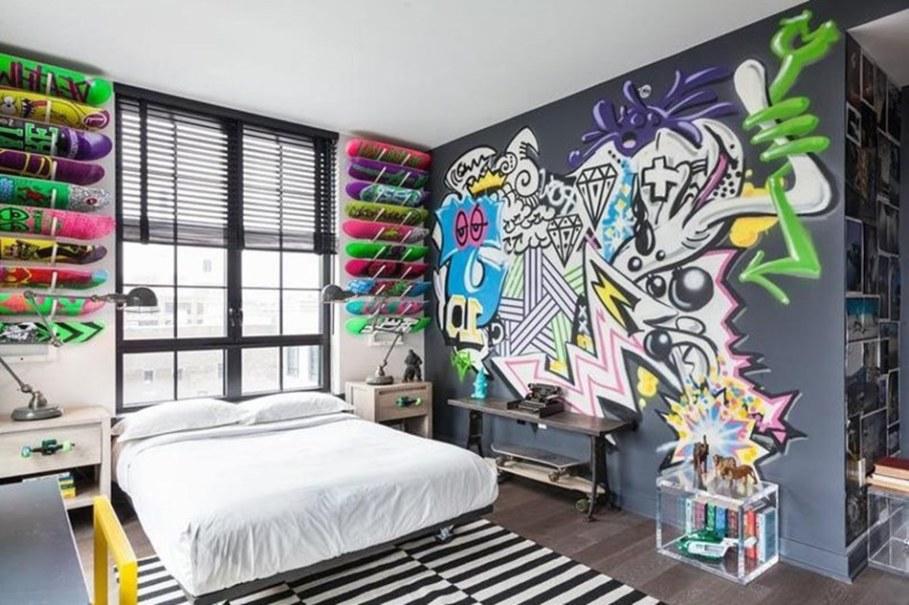 luxury apartments in New York bedroom 5