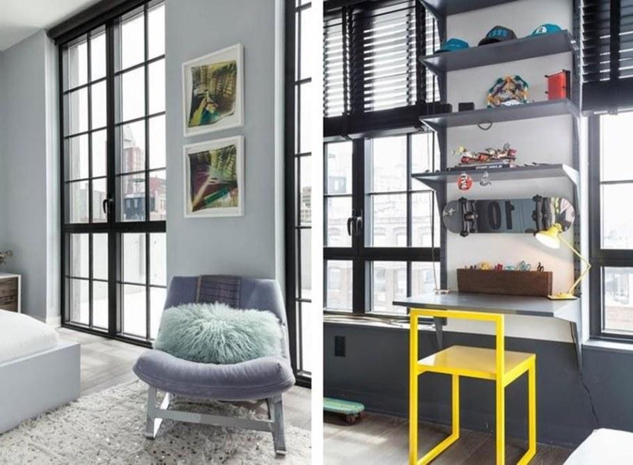 luxury apartments in New York bedroom 6