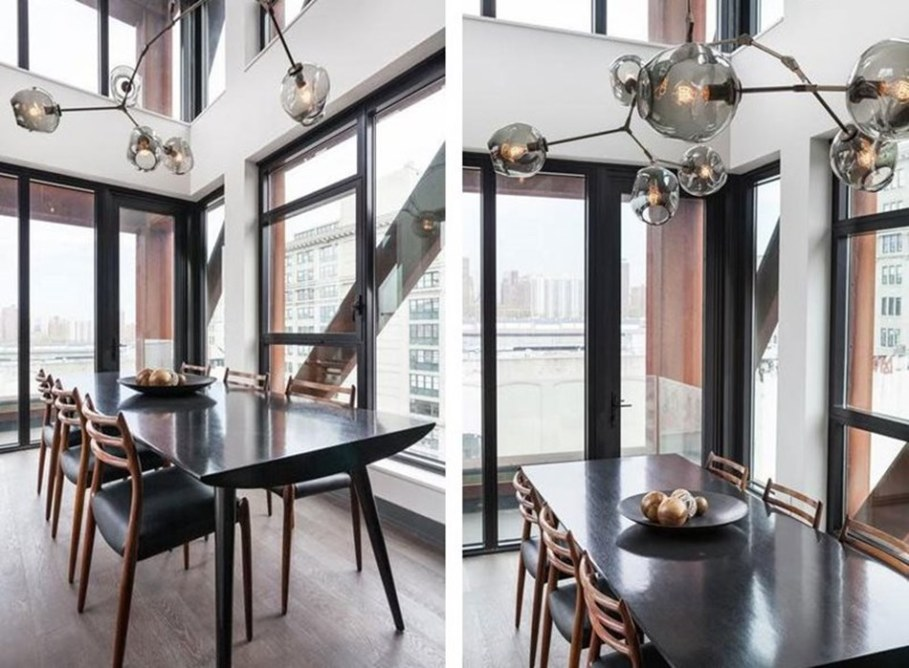 ... Luxury Apartments In New York Dining Room 1 ...