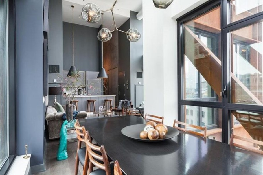 luxury apartments in New York dining room 2