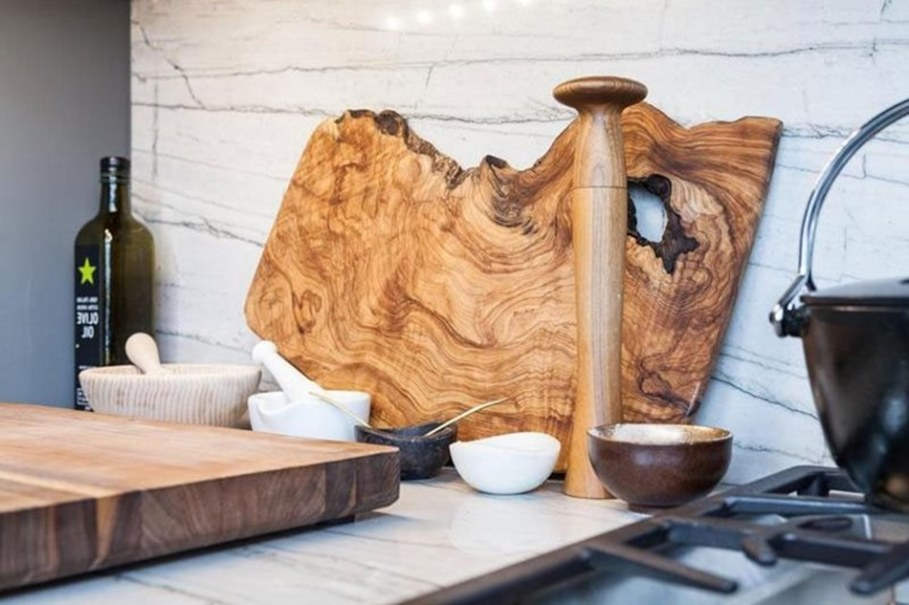 luxury apartments in New York kitchen 1